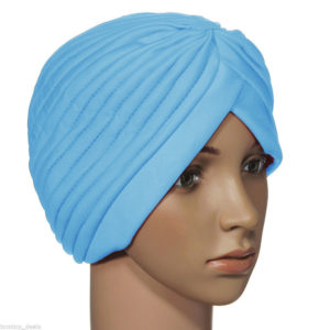 Haed cap Light Blue