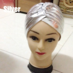 Head truban Silver