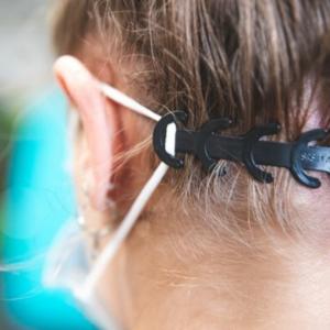 EAR SAVERS – Ontlast uw oor bij mondmasker dragen
