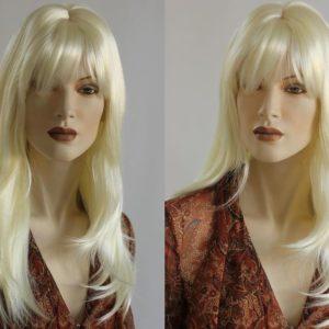Pruik lang Blond (PL-617-17)