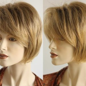 PRUIK Kort blond mix kleur (PM-360-04)