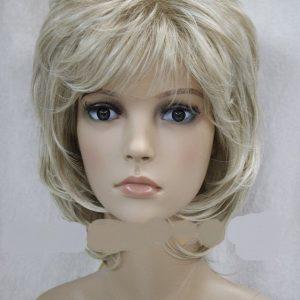PRUIK Half lang donker blond (L-1943A-15RT613)