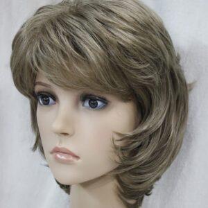 PRUIK Half lang donker blond (L-1943A-14)
