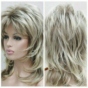 PRUIK Half Lang Naturel blond (E-3460/AB038)