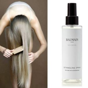 Ontwarring spray (detangling spray) voor pruik en of extensions (150ml)