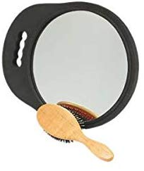 Professionele make-up spiegel met handvat (Moussy mirror)