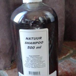 Pruiken Shampoo natuur 500 ml