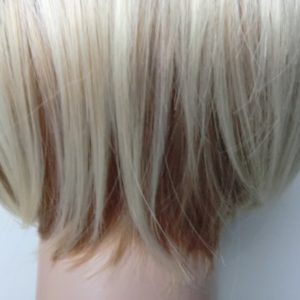 PRUIK Kort naturel blond, (B93)