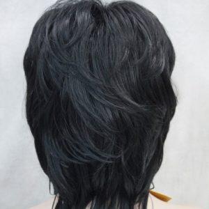 PRUIK Half Lang, zwart, (PM-E3008-2)