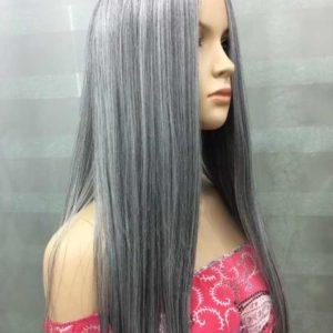 Pruik As grijs blond mix special (RG9703-AB021)