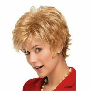 PRUIK Kort blond met licht rosse tint classic