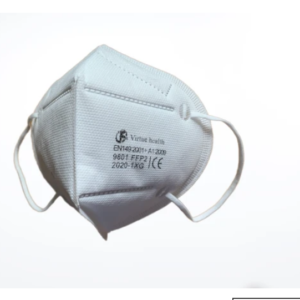10 stuks FFP2 (KN95) Mondmasker pakket,  CE gekeurd certificaat